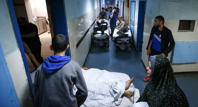 Egypt Sends Ambulances To Evacuate Gaza Wounded