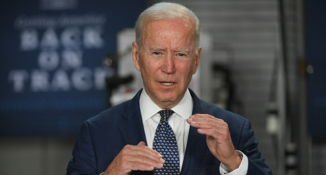 Biden Goes To Church A Day After Challenge From Bishops On Abortion