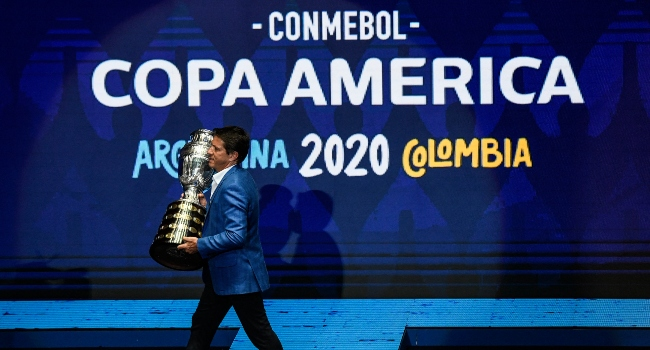 Argentina Suspended From Hosting COPA America