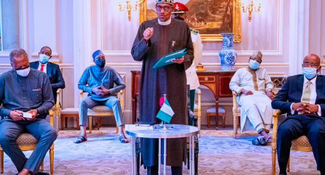 Free, Fair Election Is Great Concern, Our Position Of Non-Interference Remains Same – Buhari