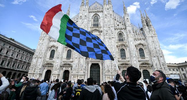 Inter Milan Win First Serie A Title Since 2010