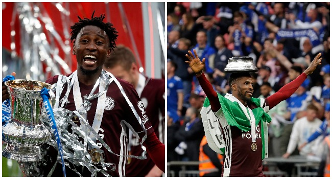 Joy For Ndidi, Iheanacho As Leicester Lift English FA Cup For First Time – Channels Television