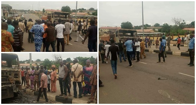 Road Crash Claims Two Lives In Ondo