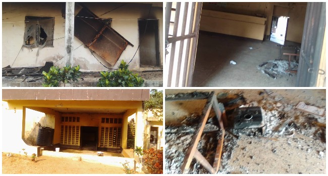 Hoodlums Attack NDLEA Office In Abia