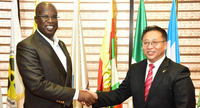 Addax OMLs Controversy Won't Affect China-Nigeria Relations, Says Ambassador