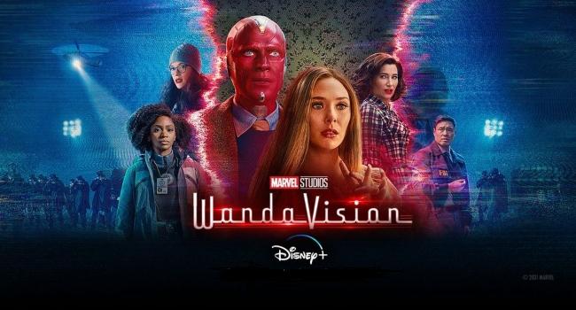 Marvel's WandaVision Wins Four Awards At MTV Movie, TV Awards