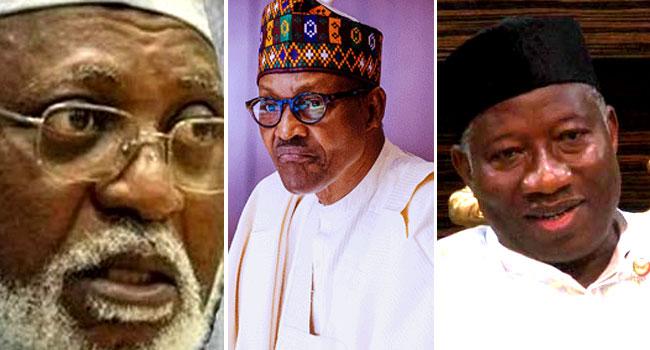 Buhari, Jonathan Celebrate Abdulsalami At 79