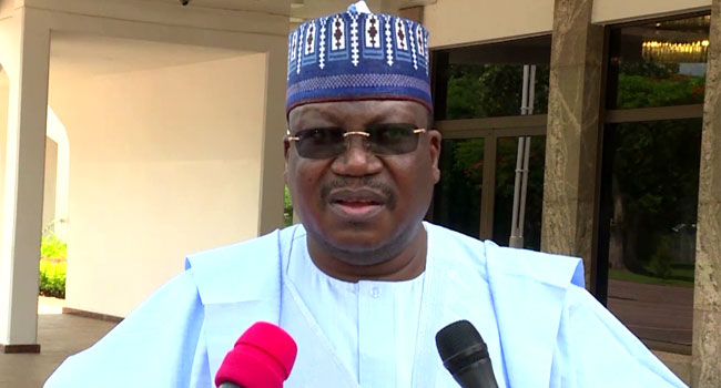 Why We Voted For E-Transmission Of Results With Conditions – Senate President