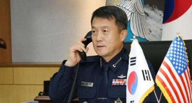 South Korea Air Force Chief Resigns Over Sex Assault Case