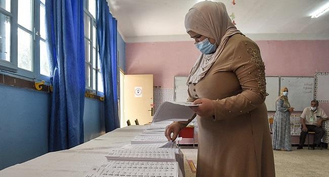 Algeria Elects Parliament Amid 'Repression' Of Protest Movement
