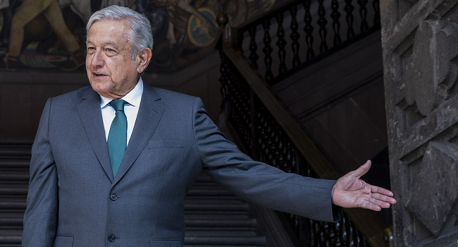 Mexico President Names New Finance, Central Bank Chiefs