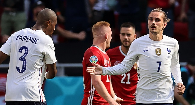 Euro 2020: Antoine Griezmann Rescues France With 1-1 Draw Against Hungary