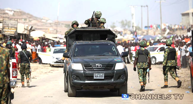 No Soldier Was Killed In Ohafia, Says Nigerian Army
