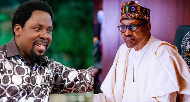 TB Joshua Will Be Missed For His Spiritual Contributions, Philanthropic Gestures – Buhari