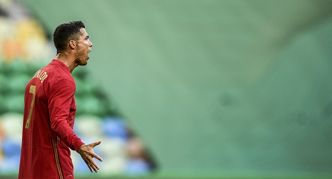 Ronaldo Ready For 'Perfect' Euro 2020 Bow In Front Of Full House