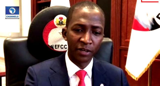 EFCC Boss Says He Gets Death Threats