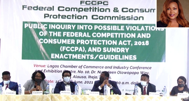 Peju Ugboma's Death: FCCPC Holds Public Hearing As Doctors Fail To Testify