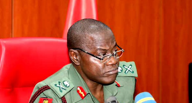 COAS Appointment: Military Denies Enforcing Mass Compulsory Retirement Of Officers