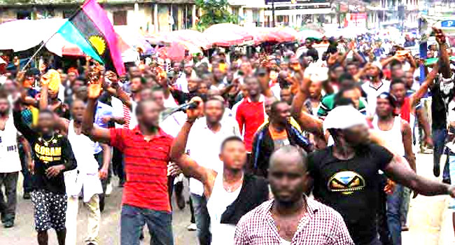 Secession Agitation: To Say We Are Silent Is Not Correct – South East Leaders