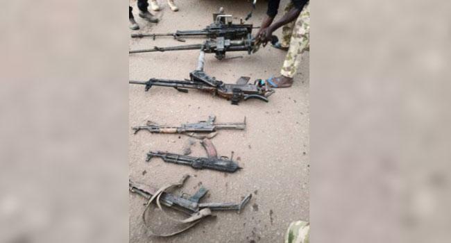 Troops Kill Over 20 Boko Haram/ISWAP Terrorists In Lambom Forest