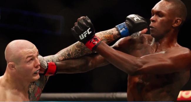 Adesanya Back To His Best In UFC 263 Win Over Vettori