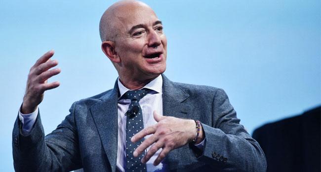 Jeff Bezos To Travel To Space Next Month