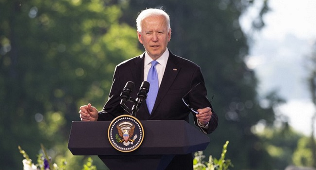 Biden Accuses China Of 'Protecting' Hackers