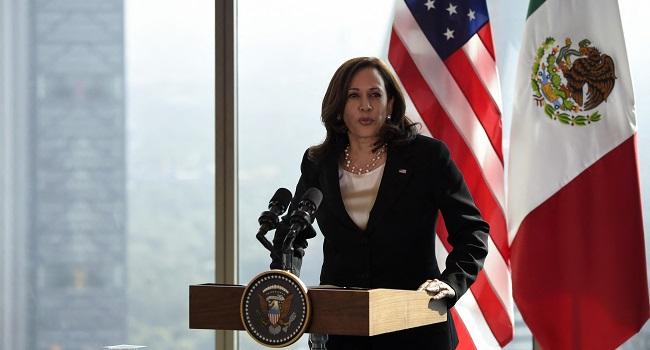 US VP Harris Lashed Over Migration After First International Trip