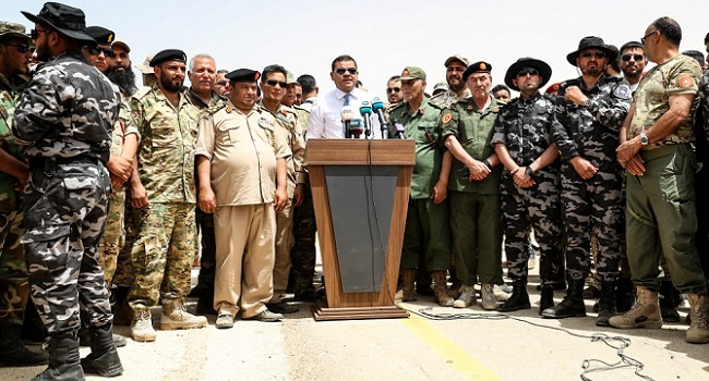 Libya Reopens Highway Linking East And West