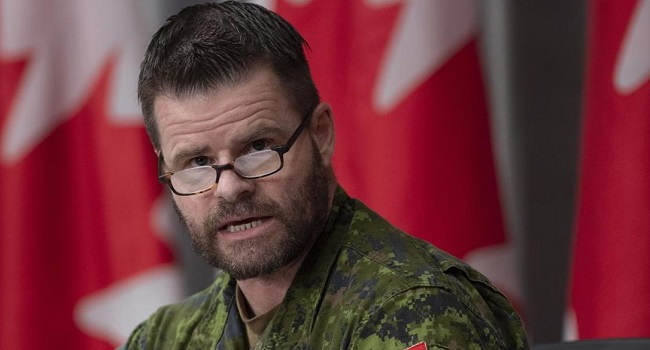 Canada: Top Military Boss Resigns After Golf Controversy