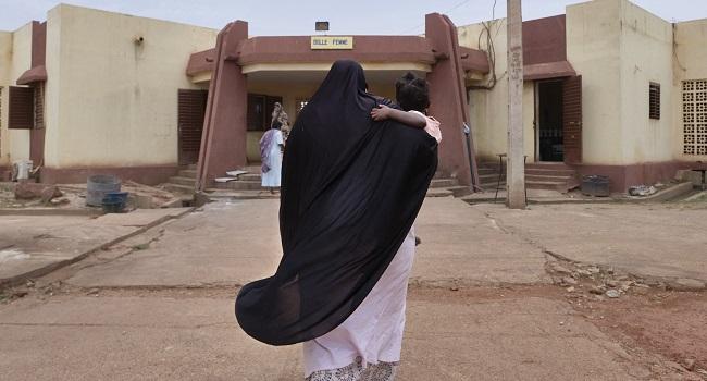 In Mali Women's Prison, Inmates Face A Long Wait