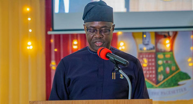 Security Architecture: FG Will Copy Our Ideas When We Are Through – Makinde