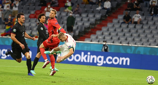 'Wembley Suits Us' – Germany Relish Facing England In Last 16