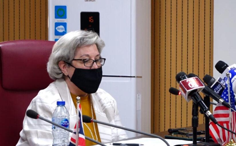 #TwitterBan: US, UK, EU Envoys Insist Nigeria Must Protect Freedom Of Expression