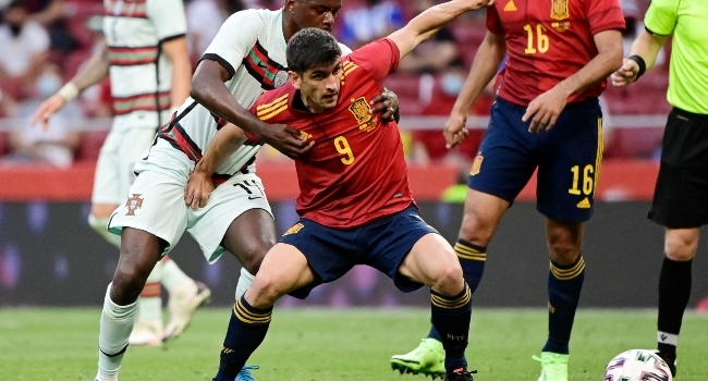 Spain And Portugal Risk Early Exits At Euro 2020