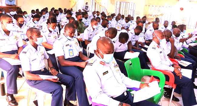 Air Force Trains Personnel To Tackle Incessant Aircraft Crashes