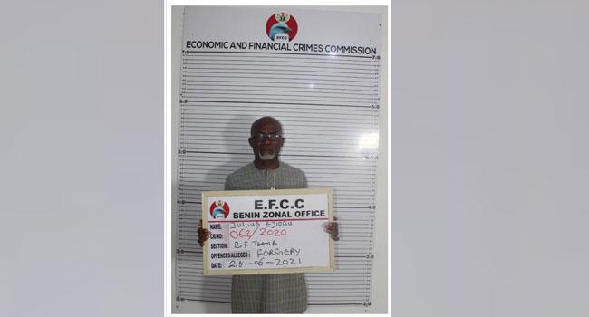 EFCC Arraigns Businessman Over Fake NDDC Contract