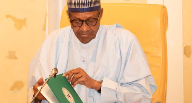 Buhari Flags Off NLNG Train 7, Seeks Timely Completion Of Project