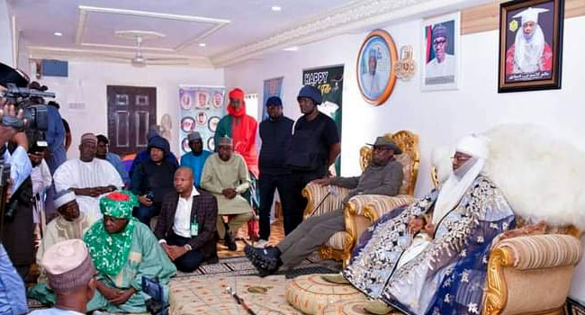 Niger Gov Meets Parents Of Abducted Pupils, Promises To Ensure Their Rescue