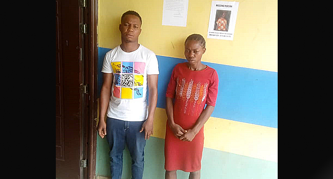 Woman Arrested For Selling Daughters In Ogun