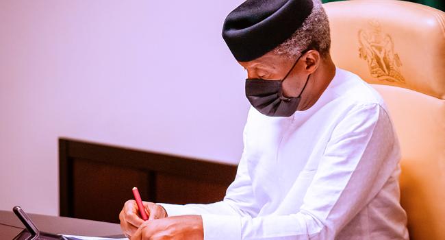 How FG Will Tax Profits Made By Global Tech Giants In Nigeria – Osinbajo