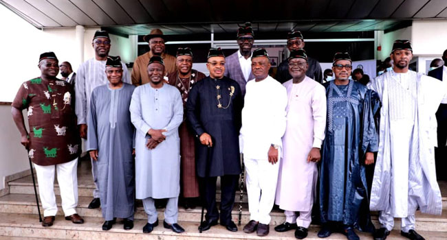 PDP Governors Hold Strategic Meeting In Uyo