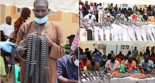 Police Arrest 84 Notorious Criminal Suspects In Special Operations