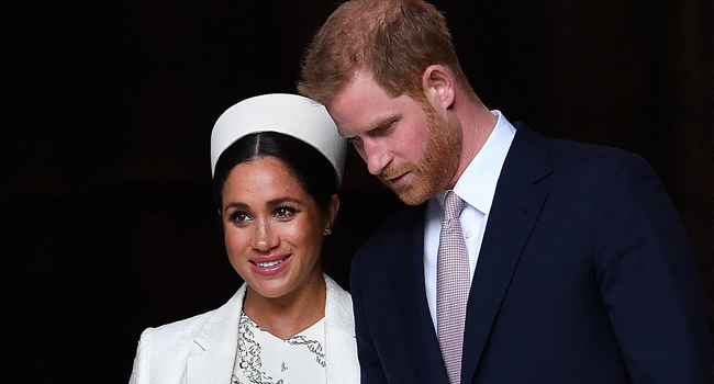 Prince Harry, Meghan Markle Welcome Daughter