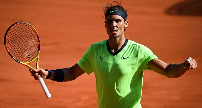 Nadal Loses A Set But Reaches 14th French Open Semi-Final