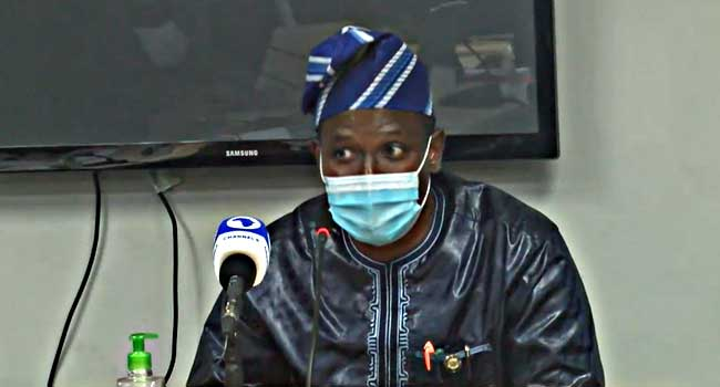 #EndSARS: Odi-Olowo LCDA Chairman, Rasaq Ajala Appears Before Lagos Panel