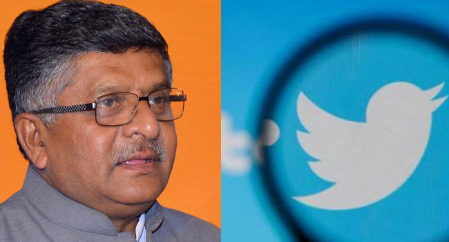 Twitter Blocks India's IT Minister As Row Rages
