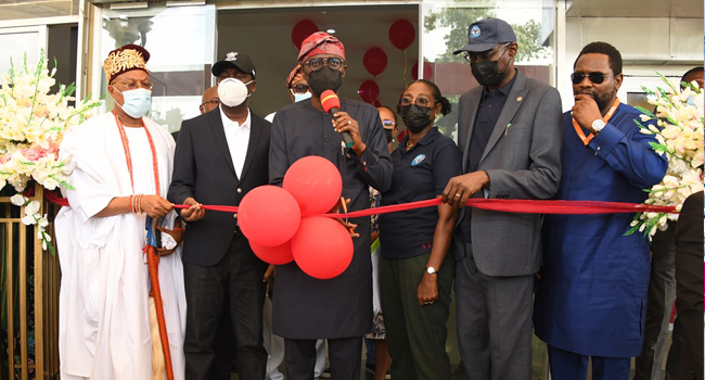 Lagos Govt Commissions Yaba Bus Terminal, Four Years After Project  Conception – Channels Television