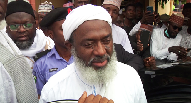 Nobody Invited Me For Questioning Or Any Arrest – Sheikh Gumi