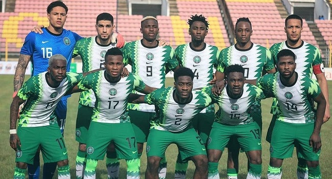 World Cup Qualifier: Super Eagles Arrive In Mindelo Ahead Of Cape Verde Clash
